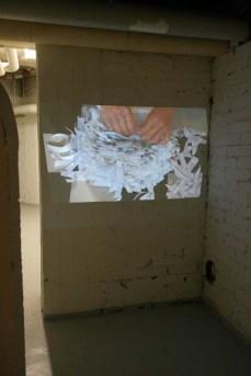 OK11, 1-channel video installation
