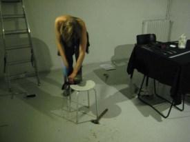 Performance, OK11, Night of arts 2013