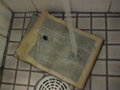Ex / forgotten book, still image